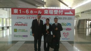 Equipe Dominique Strategique au Japon
